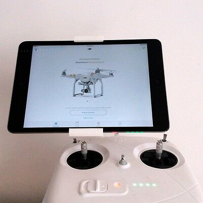 iPad Air 1 2 Pro 9.7 Tablet Mount Holder DJI Phantom 3 Standard With Padding