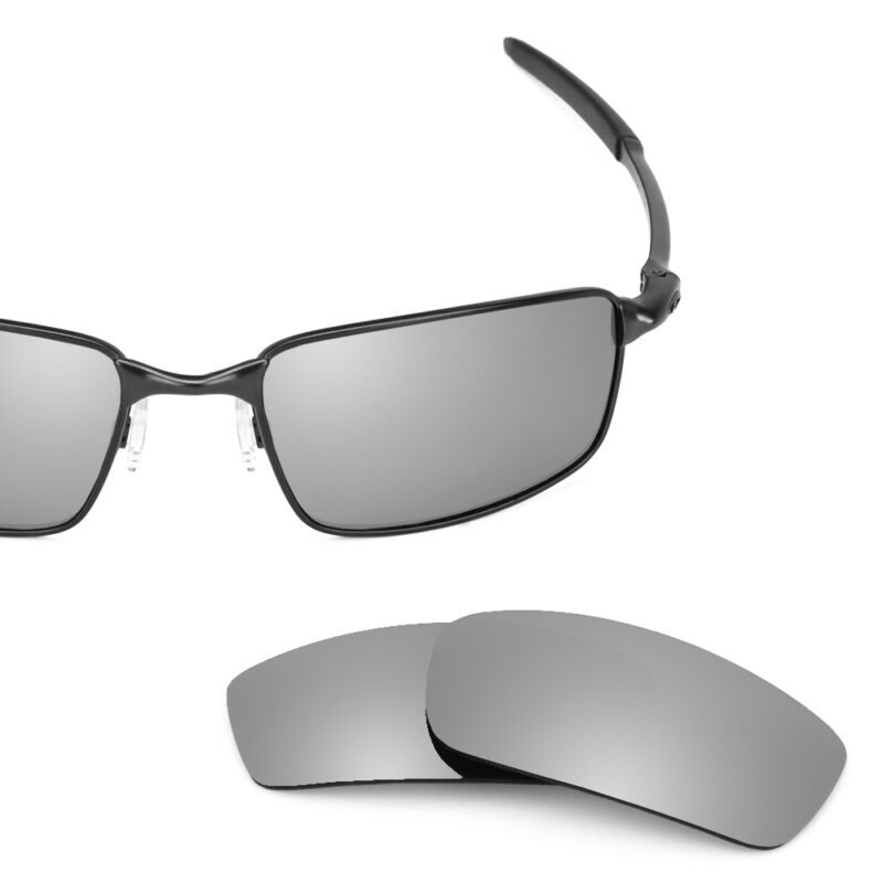 are all oakley sunglasses polarized  polarized titanium replacement