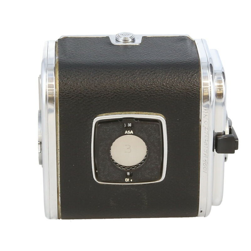 Hasselblad A12 120 Film Back for V System, Chrome (30074) - BG