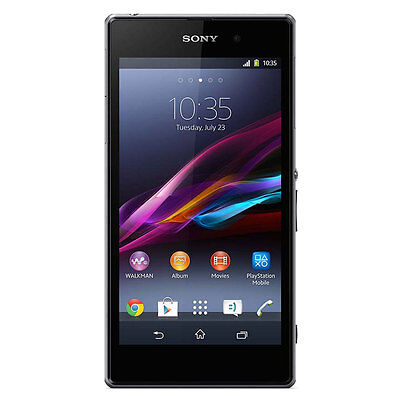 Sony Xperia Z1s C6916 Unlocked GSM 32GB Android 4G LTE Black Waterproof