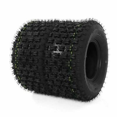 Pair of tires 22x10-9  Fits ATV New and in a good condition Tire Max PSI: 7