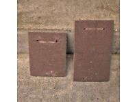 Used but in good condition 1yr old Brown Sandcroft concrete tiles.