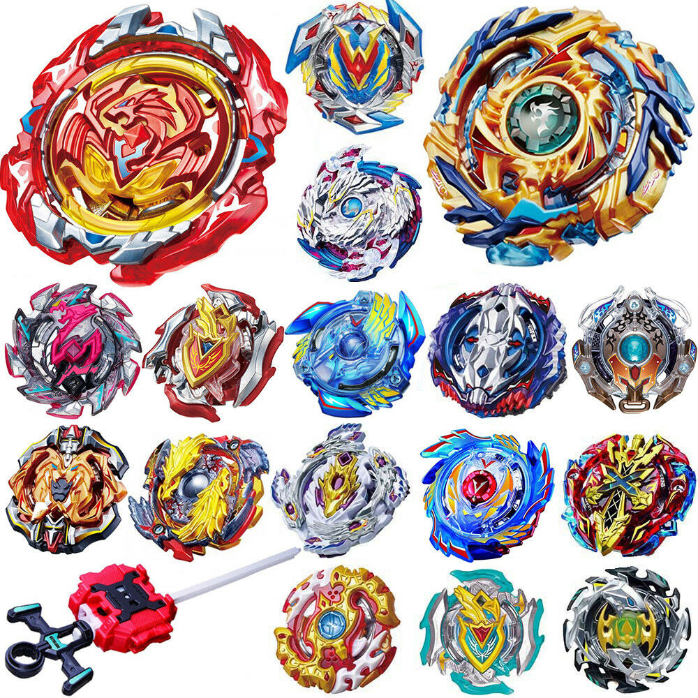 All Models Beyblade Burst Toys Arena Without Launcher and Bo