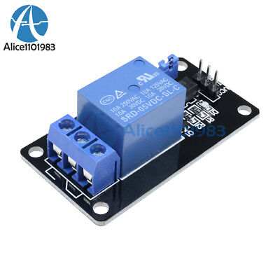 5v One 1 Channel Relay Module Forpic Avr Dsp Arm Arduino
