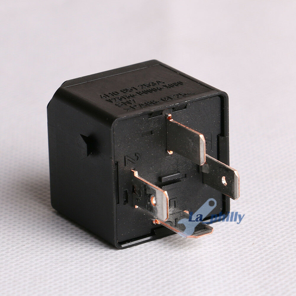 Oe 645 Cooling Fan Relay 4h0951253a For Audi Q5 Q7 Tt A4 A6 A8 Vw Saturn Wiring Harness 2 Of 7