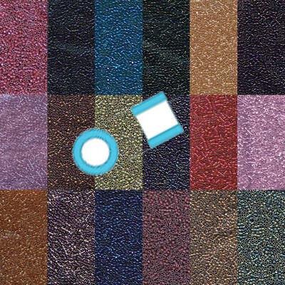 Miyuki Delica 11/0 7 grams 1200 Glass Seed Beads Iris 41 colors U-Pick