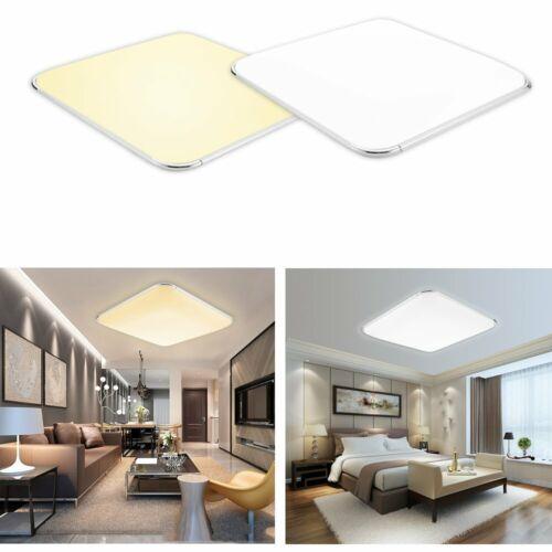 12-64W LED Deckenleuchte Badleuchte Küche Deckenlampe Wohnzimmer Flur Panellampe