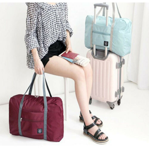 Folding Travel Storage Bags Large Capacity Luggage Packing W
