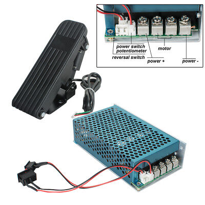 Reversible Dc Motor Speed Controller Pwm Control Soft Start 10-50v 100a 5000w Ce