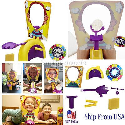 Pie Face  Board Game Showdown Family Kids Children Funny Rocket Games
