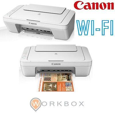 Canon Pixma MG2950 MULTIFUNZIONE STAMPANTE SCANNER WIFI Scanner USB WLAN Pixma