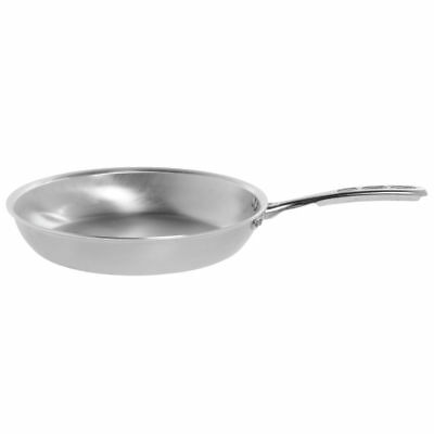 Vollrath 67112 Wear-Ever Aluminum Fry Pan with TriVent Chrom