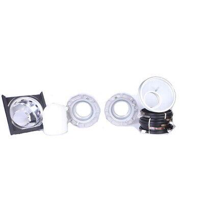 Lot of Studio Lighting / Lighting Unit Accessories (UNTESTED) - (AI)