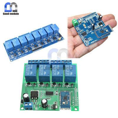 12v 48ch Bluetooth Relay Board Wireless Control Android Remoteswitch Module