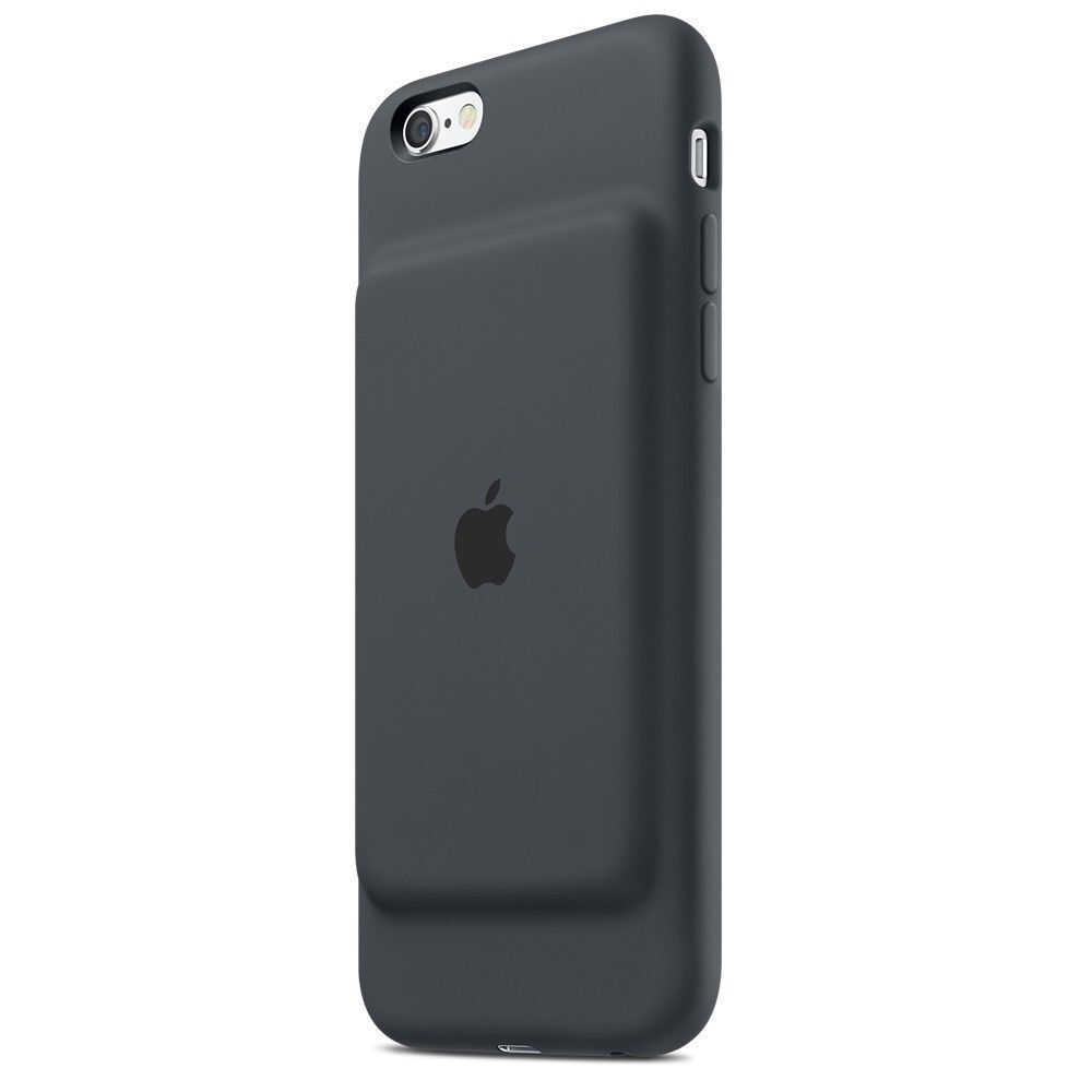 Genuine Apple iPhone 6/6s Smart Battery Charging Case - Char