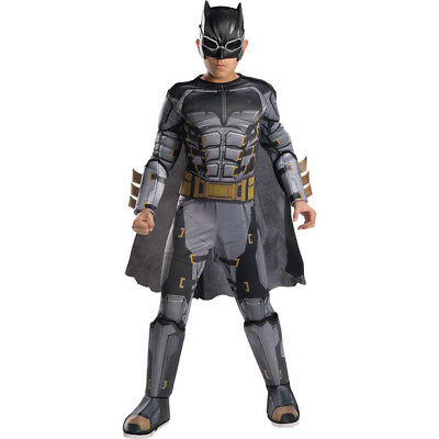 Boys Deluxe Tactical Batman Halloween Costume