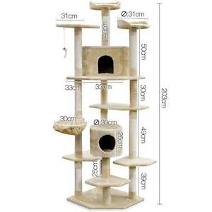 GIANT Cat Scratching Poles Post Furniture Tree House Condo Perth Perth City Area Preview