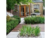 Garden care and maintenance and landscaping service! Contact us today for a free quote!