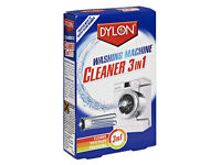 Dylon 3-In-1 Washing Machine Cleaner 75g (Discount pack of 10)