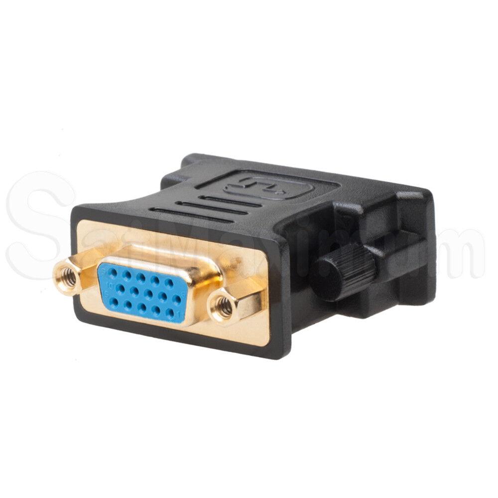 Video Adapter HDMI to DVI / VGA to DVI / Mini-HDMI to HDMI / HDMI to Micro-HDMI