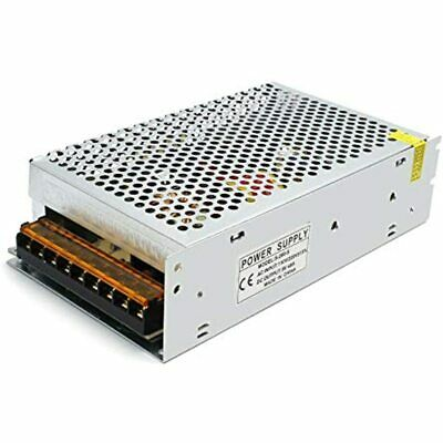 Inshareplus 12v 15a 180w Dc Universal Regulated Switching Power Supply Ac To