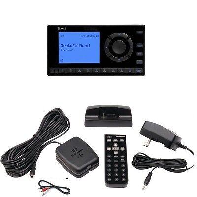 Sirius XM Onyx EZ XEZ1 Radio Receiver + Home Kit Antenna Adapter dock Cable