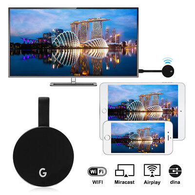 Miracast Airplay Ultra 4K Media Video Airplay Stream HDTV HDMI AH377