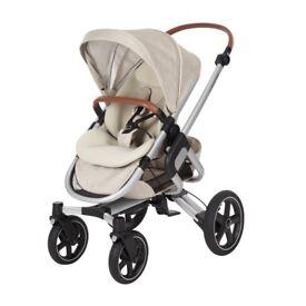 NEW Maxi-cosi 4 wheel pushchair