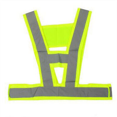 1 Reflective Fluorescence Safety Vests For Construction Safety Traffic Police