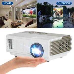 Mini Projector, CAIWEI 1500 Lumens Home Cinema Theater with 50,000 Hours led lamp Life, Smart Video Beamer Full HD 10...