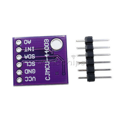 Max44009 Ambient Light Sensor Iic I2c Digital Output Module Development Board W
