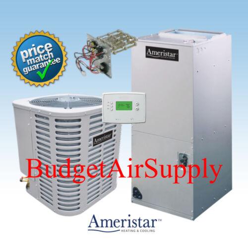 Ameristar 2.5 Ton 14 Seer  A/c Split System- +free! -tstat +heat Strip!!!