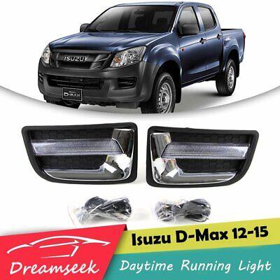 Front bumper Fog Light lamp for Isuzu DMax Rodeo Denver Pickup spot NEW RH O//S
