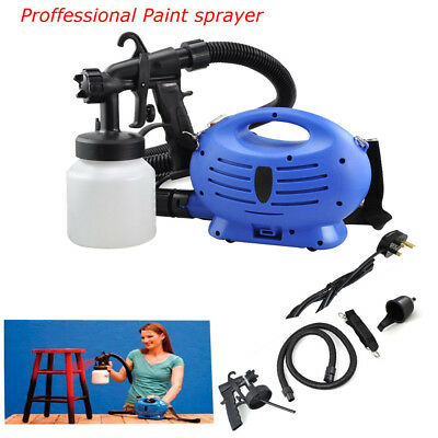 Electric Paint Sprayer (MODERN ELECTRIC PAINT SPRAYER SYSTEM ZOOM SPRAY GUN OUTDOOR PAINTING FENCE BRICK)