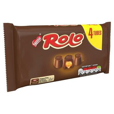(THREE PACKS) Nestle Rolo 41.6g 4 Tubes