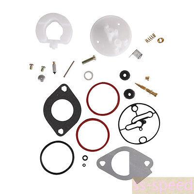 Carburetor Rebuild Kit For Briggs & Stratton Master Overhaul Nikki Carb