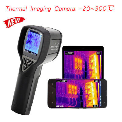Ht-175 Ir Infrared Thermal Imaging Camera Digital Thermometer Imager -20-300