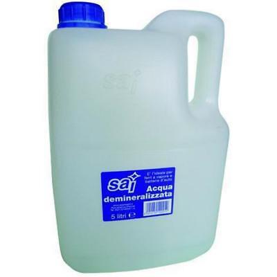 Agua Agua Desmineralizada L 5