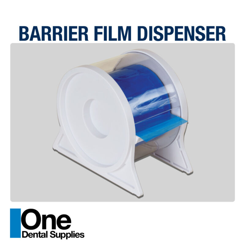 Dental Disposable Barrier Film Dispensers 2 pcs