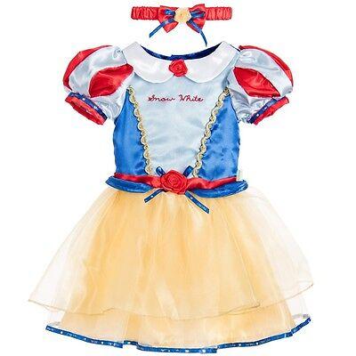 Offiziell Baby Kleinkind Disney Boutique Schneewittchen Prinzessin - Disney Baby Schneewittchen Kostüm