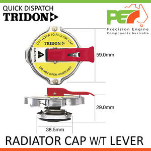 New-Genuine-TRIDON-Radiator-Cap-w-Lever-For-Chrysler-Valiant-VG-VJ-VK-VH-VJ