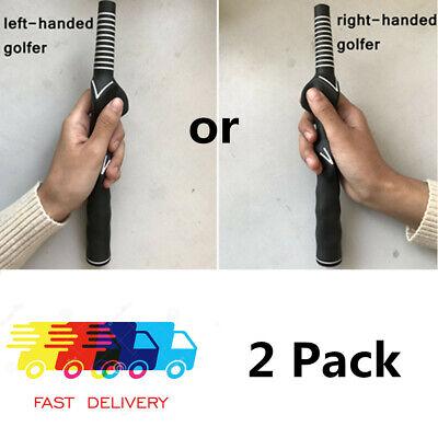 Lamkin Training Standard Grip 2 Pack Golf Club Grips Left Or Right Handed Golfer Golf Club Training Grip