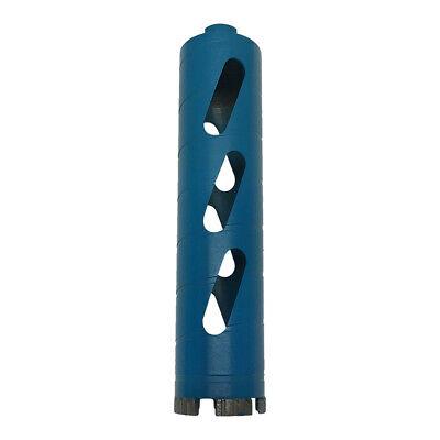 Dry Diamond Core Drill Bit 2-12 Inch For Soft Brick Concrete 58 Inch-11 Thread