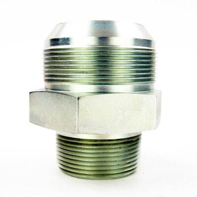 Parker 32-24 FTX-S Triplelok-S Male Connector 37° Flare JIC Tube Fitting ()