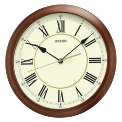 Seiko QXA597ALH Japanese Quartz Wall Clock- open box