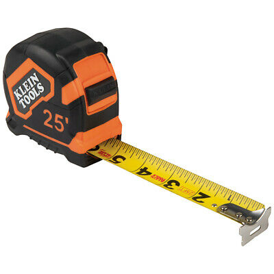Klein Tools 9125 Tape Measure 25-foot Single-hook