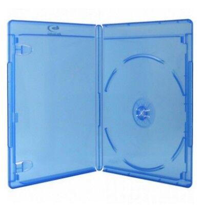 50 x MediaRange BluRay Leerhüllen für 1 Blu Ray CD/DVD Hülle BD HÜLLEN CASE BOX