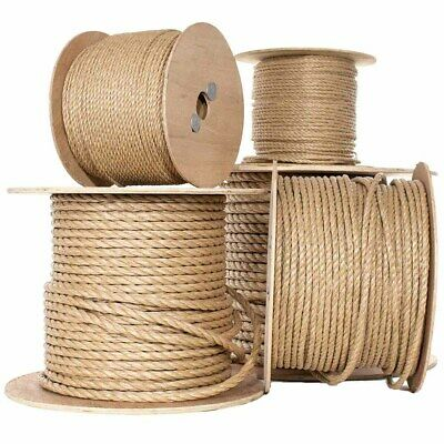 UnManila Polypro Rope by Golberg - All Purpose Cord for Landscaping, Dock Rope