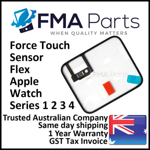 Force Touch Sensor Adhesive LCD Gasket Flex Cable Adhesive Apple Watch 1 2 3 4 5