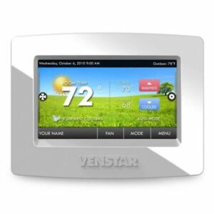Venstar ColorTouch T7900 Thermostat with Built in WiFi and H